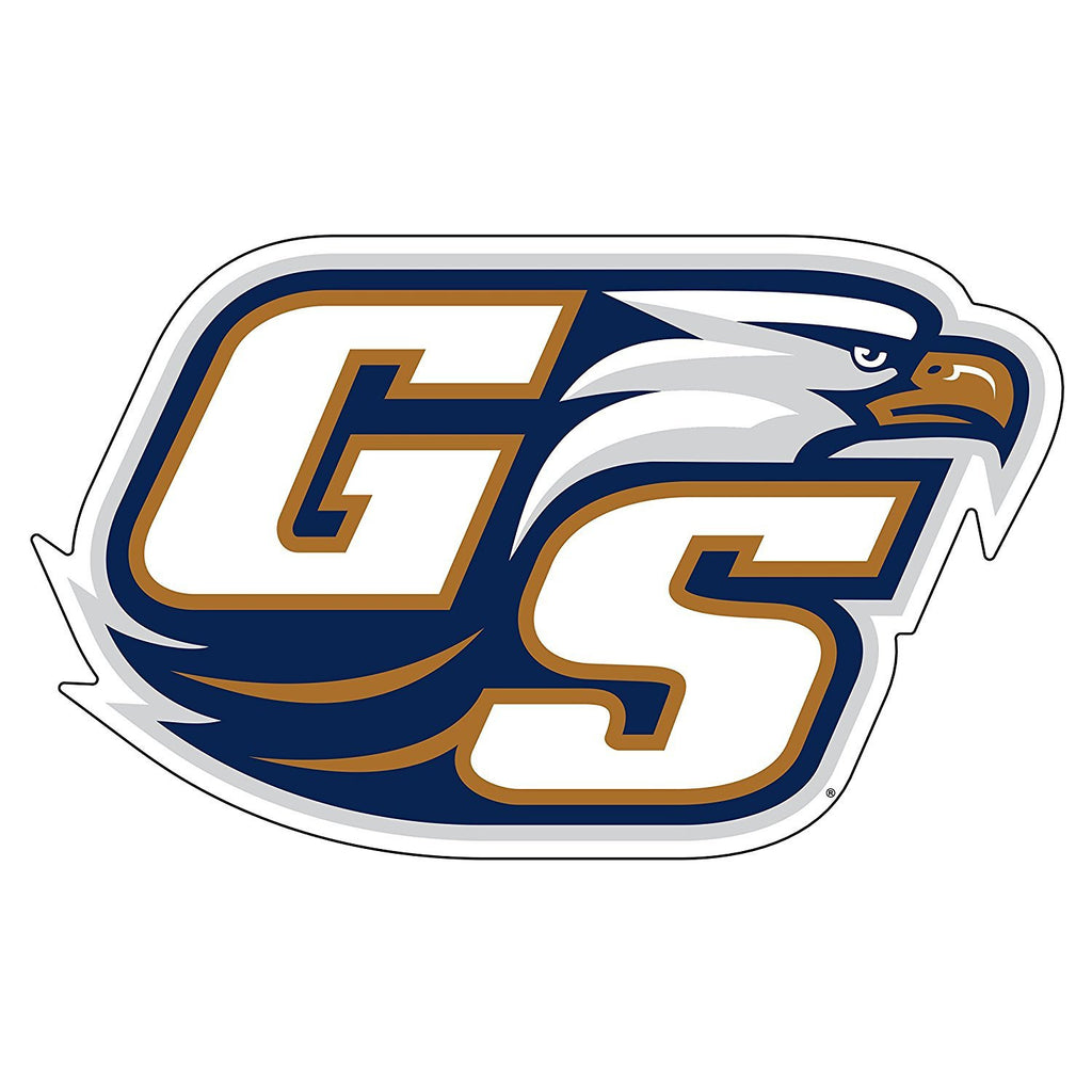 Georgia Southern University Eagles GSU Eagle Cooler Cals Decal 3""