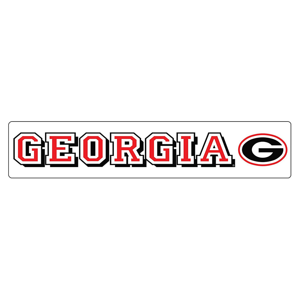 "UGA Magnet 20"" GEORGIA Strip"