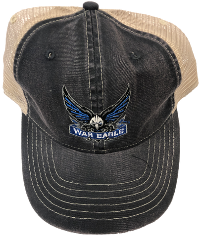 Comfort Colors Embroidery-logo Unisex Trucker Cap