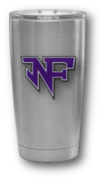 North Forsyth 20oz SS Tumbler