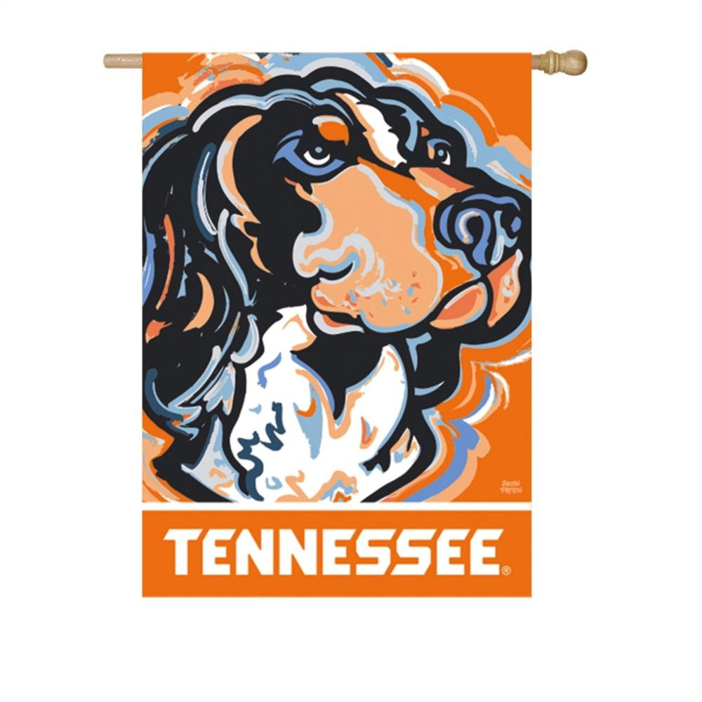 "Tennessee ""Decorative Team Flag"""