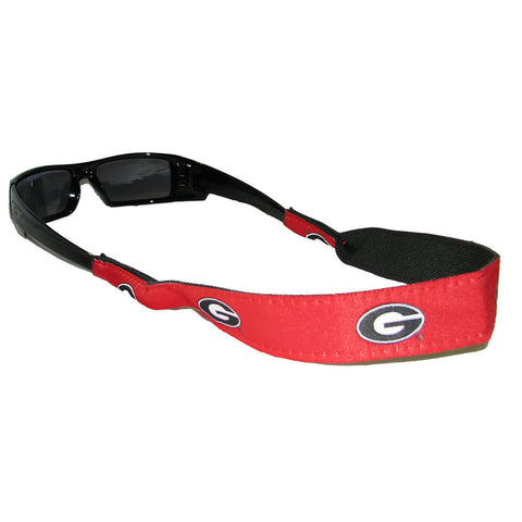 Georgia Bulldogs UGA Red Super Sun Glass Holder