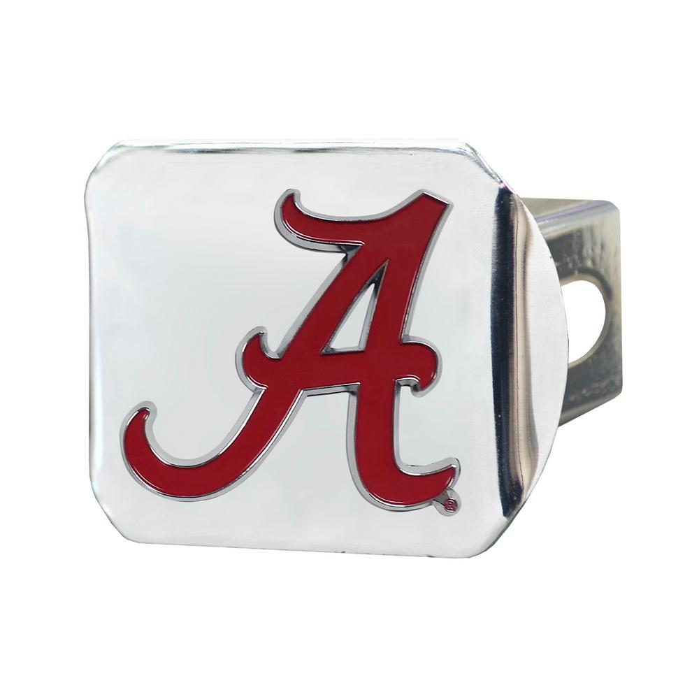 Alabama 3D Metal Hitch Cover