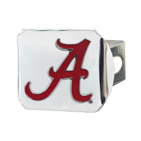 AL Hitch Cover 3D Metal