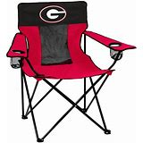 Georgia Bulldogs UGA Red and Black Adult Chair