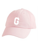 UGA Pink Unstructured Cap