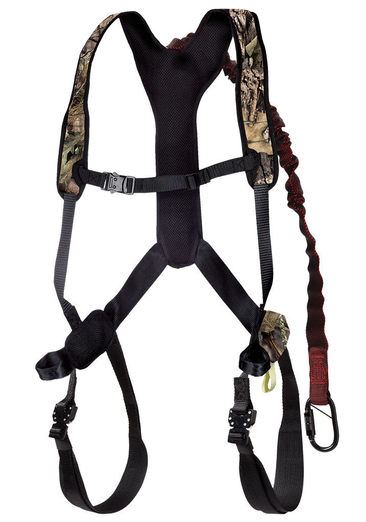 G-Tac Air Flex Fit Safety Harness (Camo)