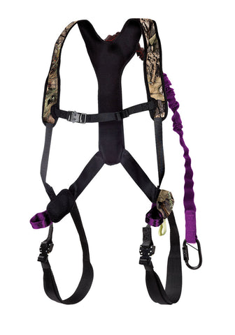 G-Tac Air Womens Flex Fit Safety Harness (Camo)