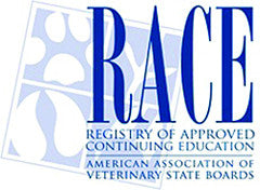 Veterinary Continuing Education Program - 8 AAVSB RACE Credit Hrs.