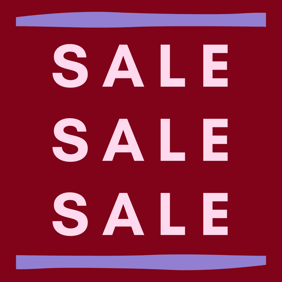 SALE! - up to 50% off