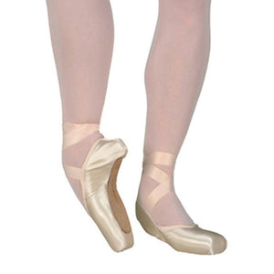 Russian Pointe Rubin soft blocks demi pointe shoes - Just Ballet