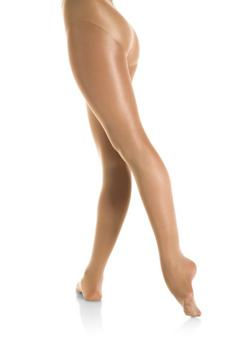 Mondor Cabaret Footed Shimmer Tights
