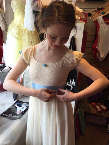 Just Ballet Clara lyrical dress - Just Ballet