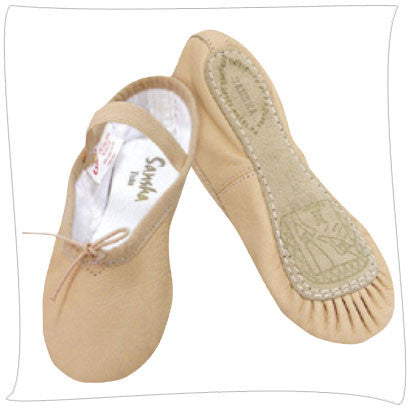 Sansha Tutu canvas ballet shoe - Just Ballet