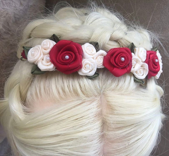 Floral Buns - Just Ballet Exclusive Bun Garland