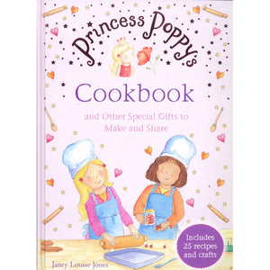 Princess Poppy's Cookbook - Just Ballet