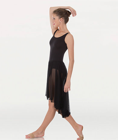 Bodywrappers high/low skirt - Just Ballet