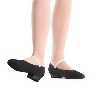 Bloch Accent character shoe - Just Ballet