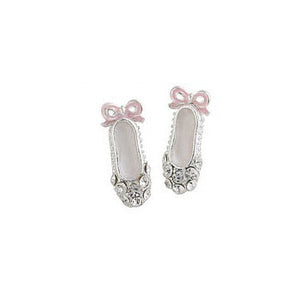 Ballet Shoe earrings - Just Ballet
