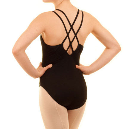 Just Ballet double cross back leotard - Just Ballet