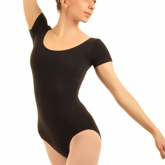 Just Ballet Classic short sleeve leotard - Just Ballet
