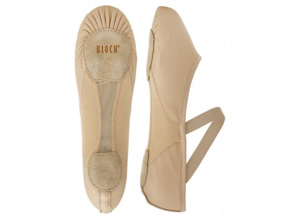 Bloch Pro-flex leather ballet shoes
