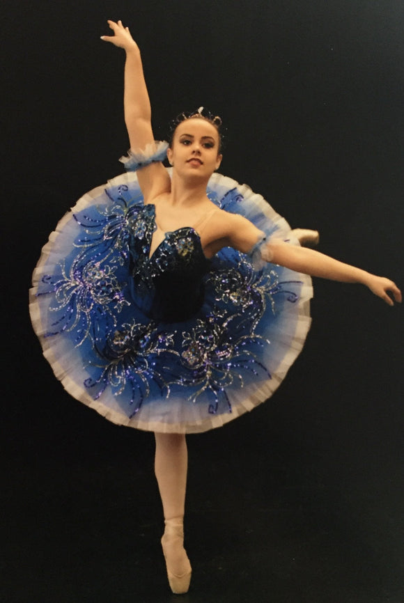 Just Ballet Bluebird Professional Tutu - Hire Only