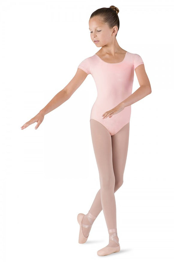 Bloch cap sleeve Dujour leotard