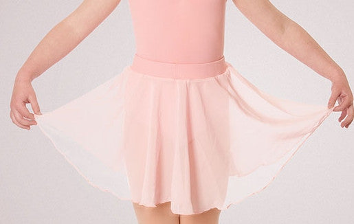 Pull on chiffon ballet skirt - Just Ballet