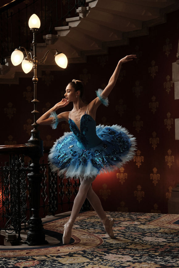 Just Ballet Light Bluebird Professional Tutu