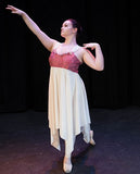 Just Ballet lyrical dress UK 14-16 Hire only