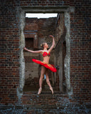 Le Corsaire red tutu - Hire only