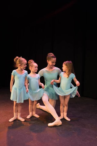 ISTD Skirted leotard - Just Ballet