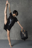 Like-G Pointe shoe rucksack - Charcoal