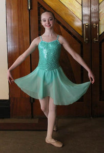 Just Ballet Tiffany Lyrical dress - Just Ballet