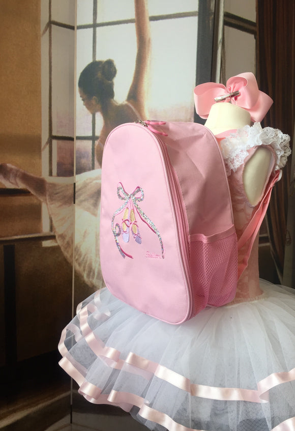 Just Ballet back pack ballet bag
