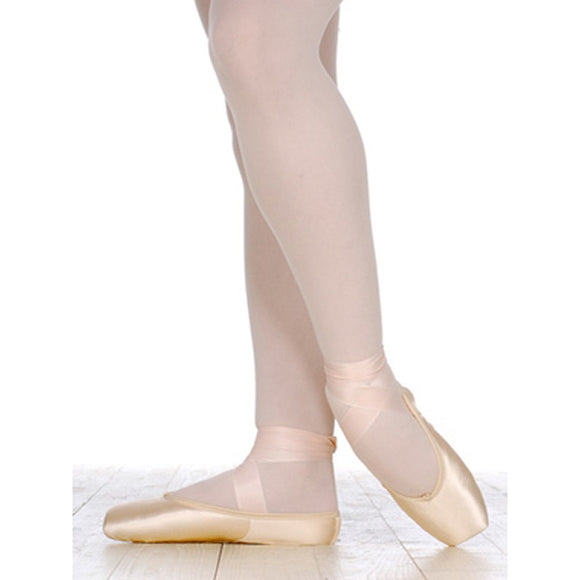 Grishko 2007 Soft Block demi pointe shoe - Just Ballet