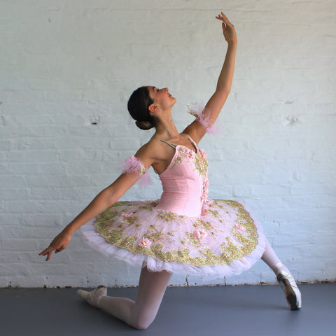 Just Ballet Tiana Tutu - Hire Only
