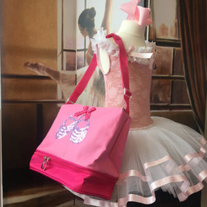 Just Ballet shoulder ballet bag