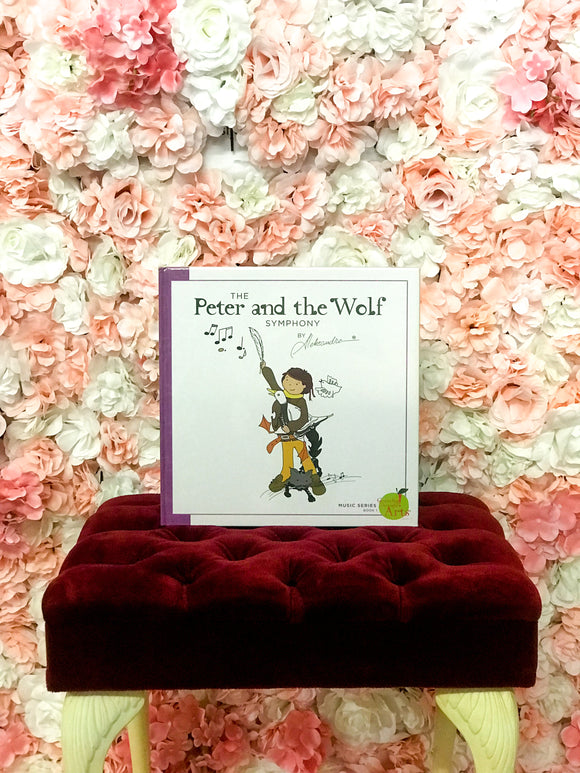 Russian Pointe Peter and the Wolf Book