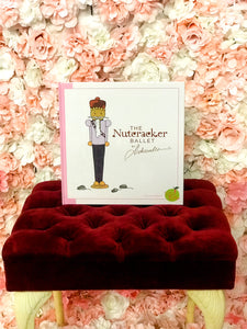 Russian Pointe Nutcracker Book