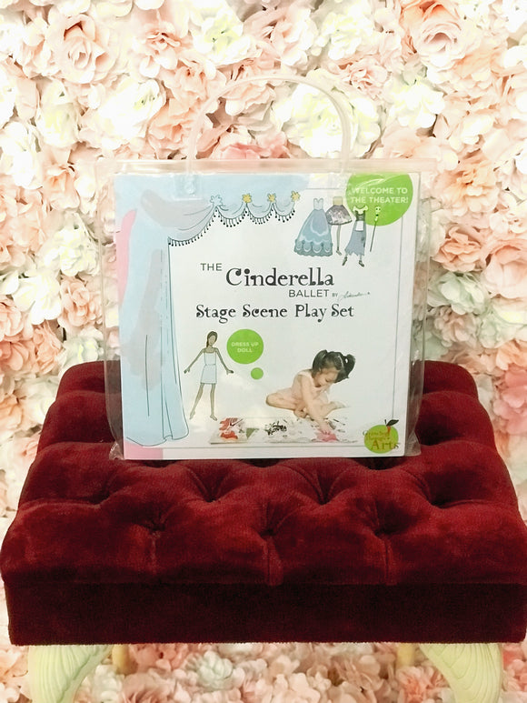 Russian Pointe Cinderella Play Set