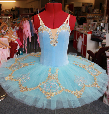 Just Ballet Candide Crystal Fairy tutu