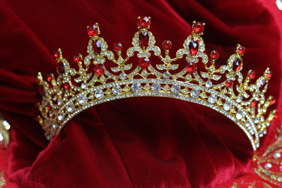 Queen of Hearts Crown - Hire only