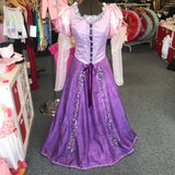 Just Ballet Princess Rapunzel dress - Hire only