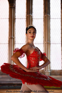 Just Ballet Paquita tutu Adult Small - Hire only