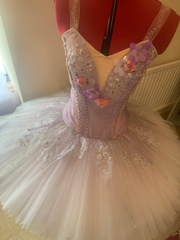 Lilac Fairy tutu - Hire only