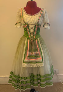 Giselle Peasant tutu dress - Hire only