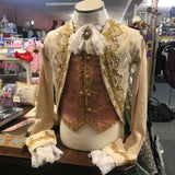 Prince Charming Hire tunic - Hire Only