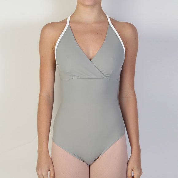 Bullet Pointe Cross front leotard